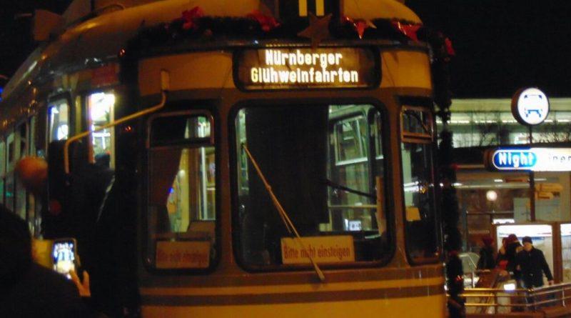 Glühweinfahrt Nürnberg